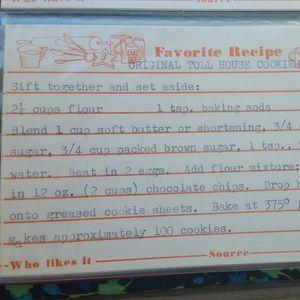 Kitchen - Vintage Recipe Book